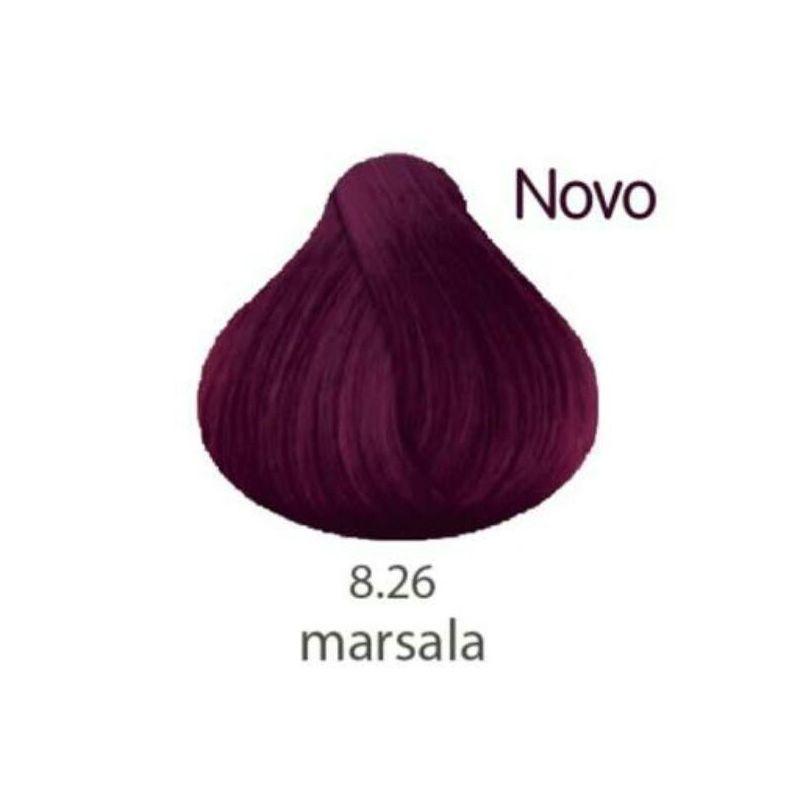 Amávia - Make Color 8.26 MARSALA 50G