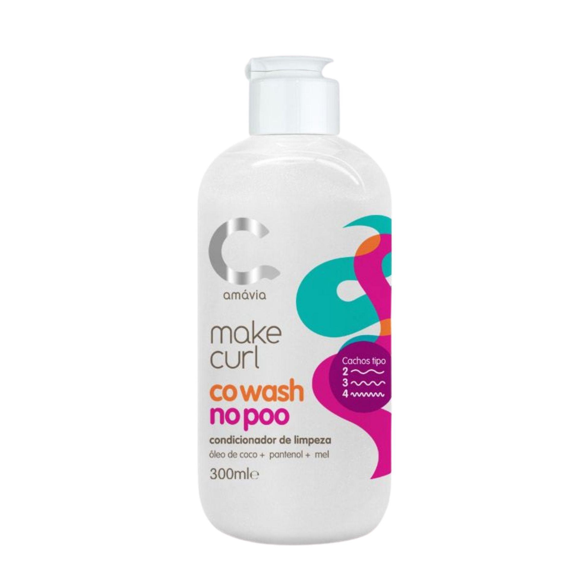 Amávia - Make Curl Co Whash/No Poo 300ml