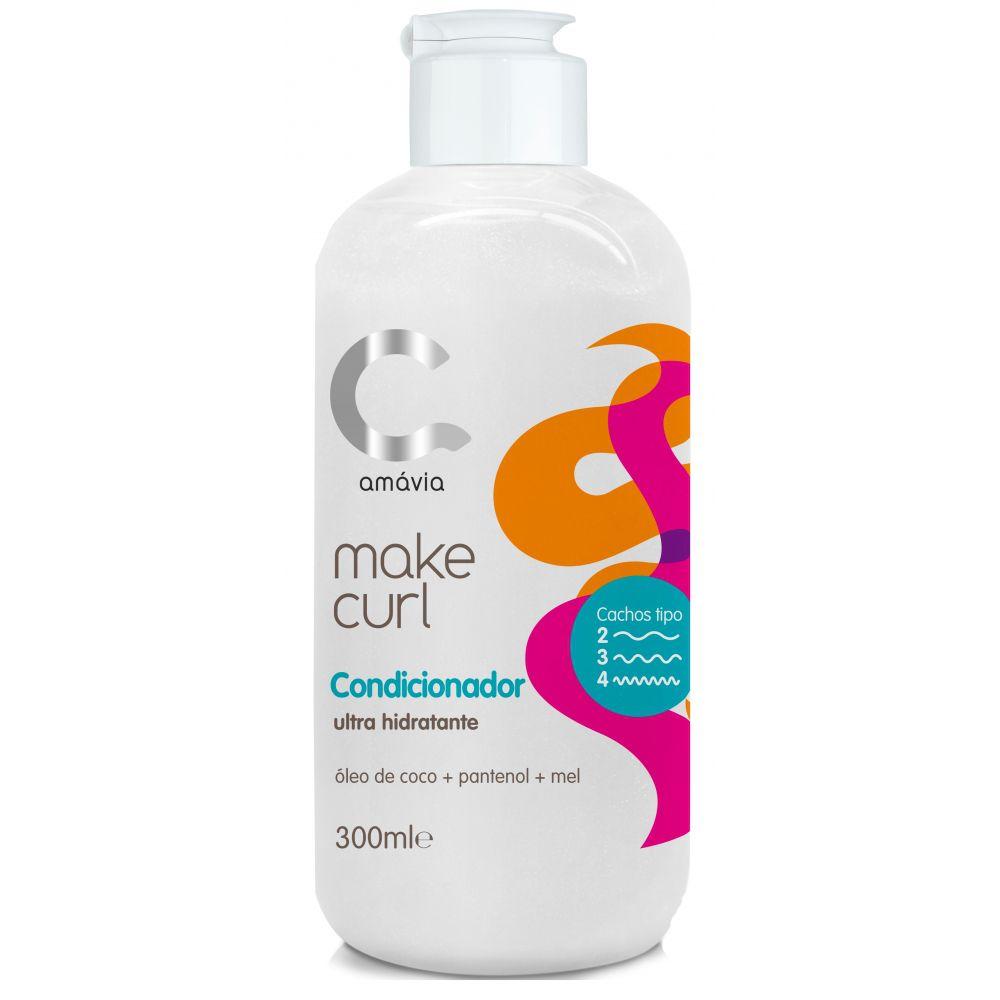 Amávia - Make Curl Condicionador Ultra Hidratante 300ml