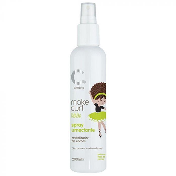 Amávia - Make Curl Kids Spray Umectante 200ml