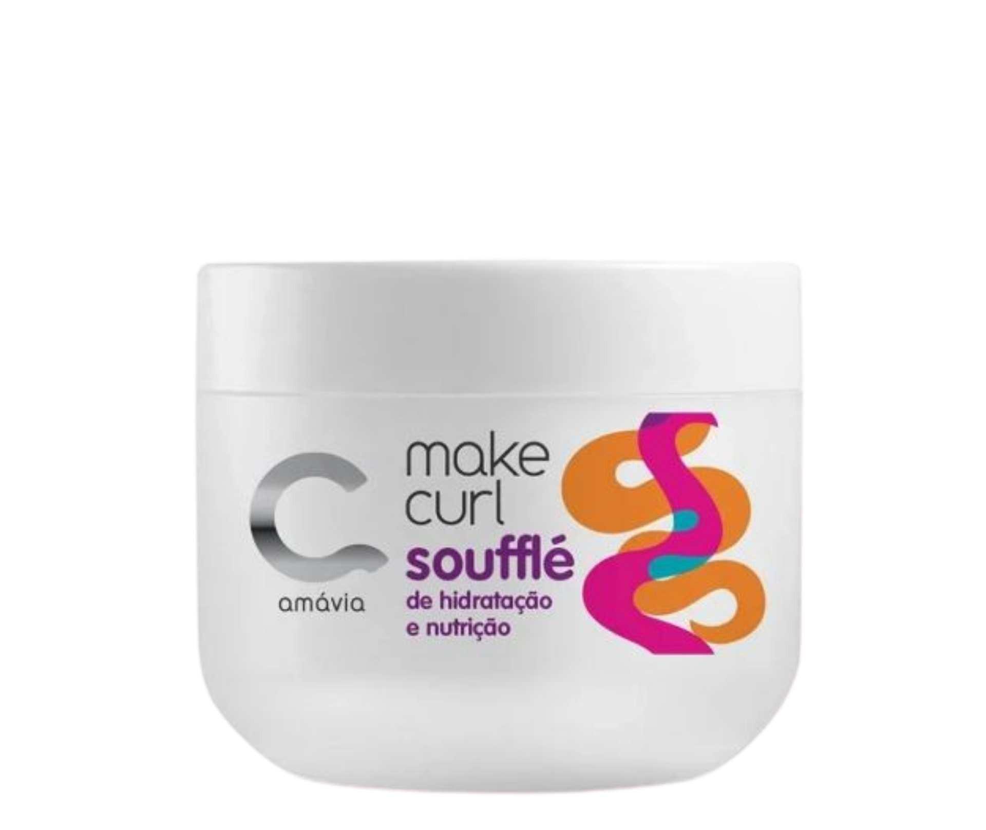 Amávia - Make Curl Souffle 300g