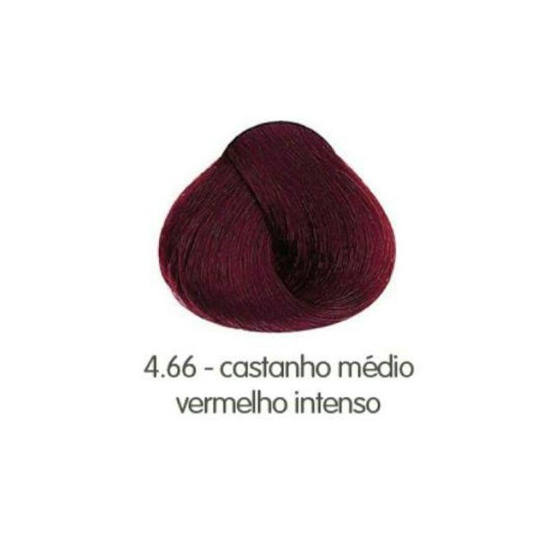 Amávia - Make Ton 4.66 CASTANHO MÉDIO VERM INTENSO 50G