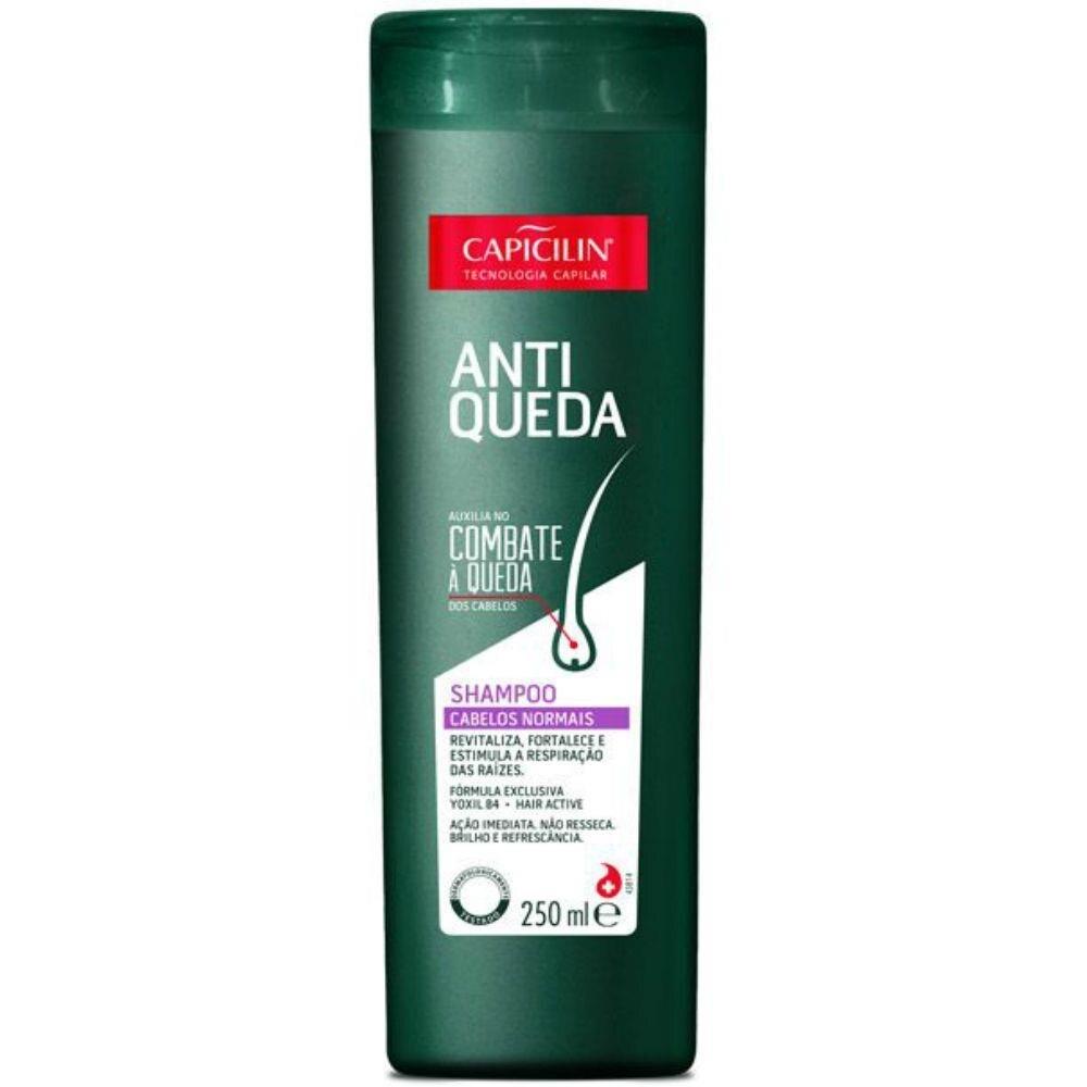 Capicilin - ANTIQUEDA - Shampoo Normais 250ml