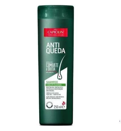 Capicilin - ANTIQUEDA - Shampoo Oleosos 250ml