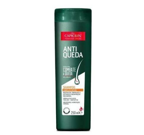 Capicilin - ANTIQUEDA - Shampoo Secos 250ml