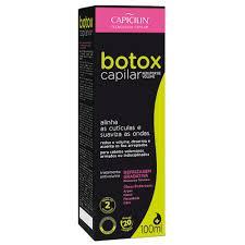 Capicilin - BTOX CAPILAR 100ml
