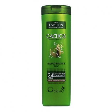 Capicilin - CACHOS - Shampoo Hidratante 250ml