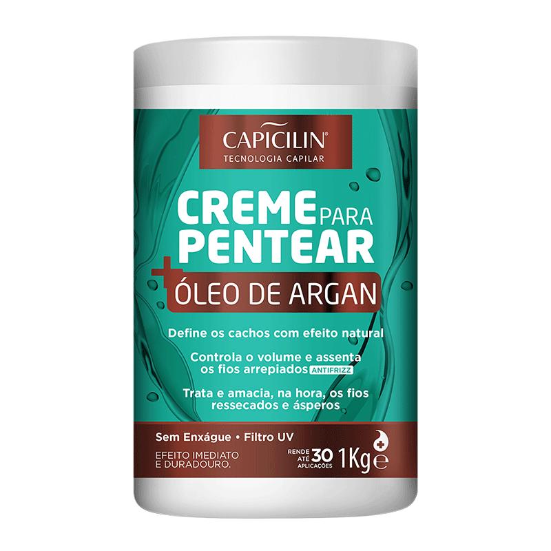Capicilin - CREME DE PENTEAR - Argan 1kg