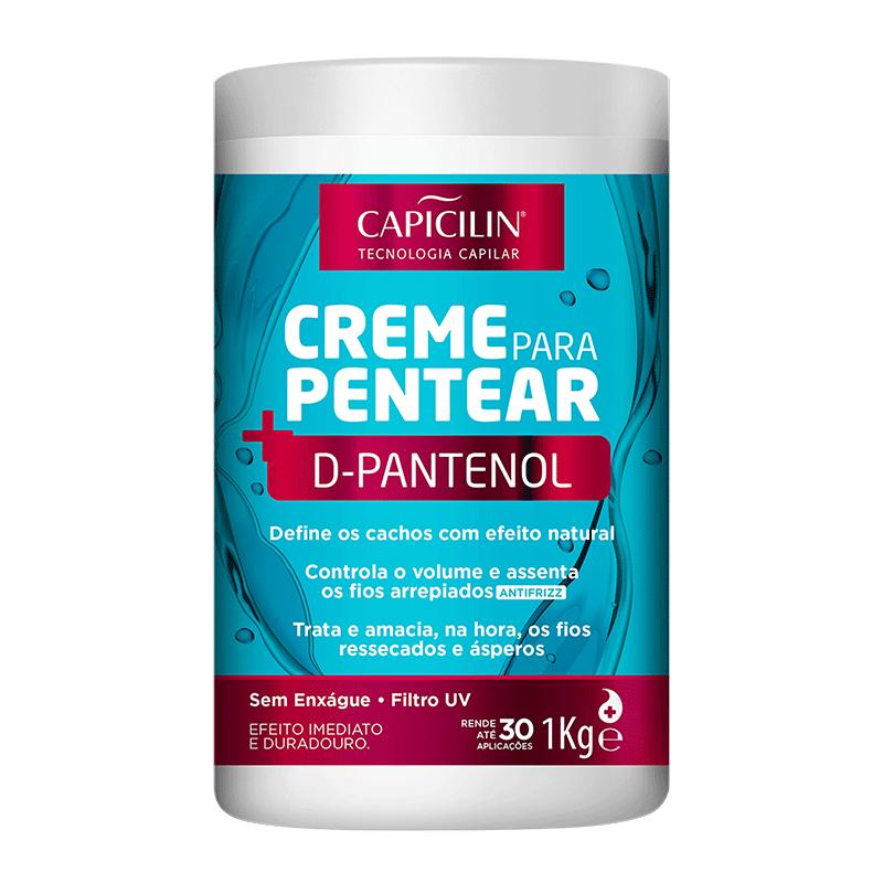 Capicilin - CREME DE PENTEAR - D-Pantenol 1kg