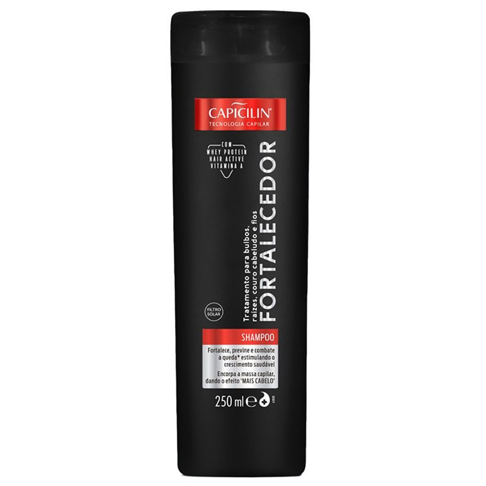 Capicilin - FORTALECEDOR - Shampoo 250ml