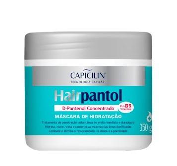 Capicilin - HAIRPANTOL - Mascara 350g