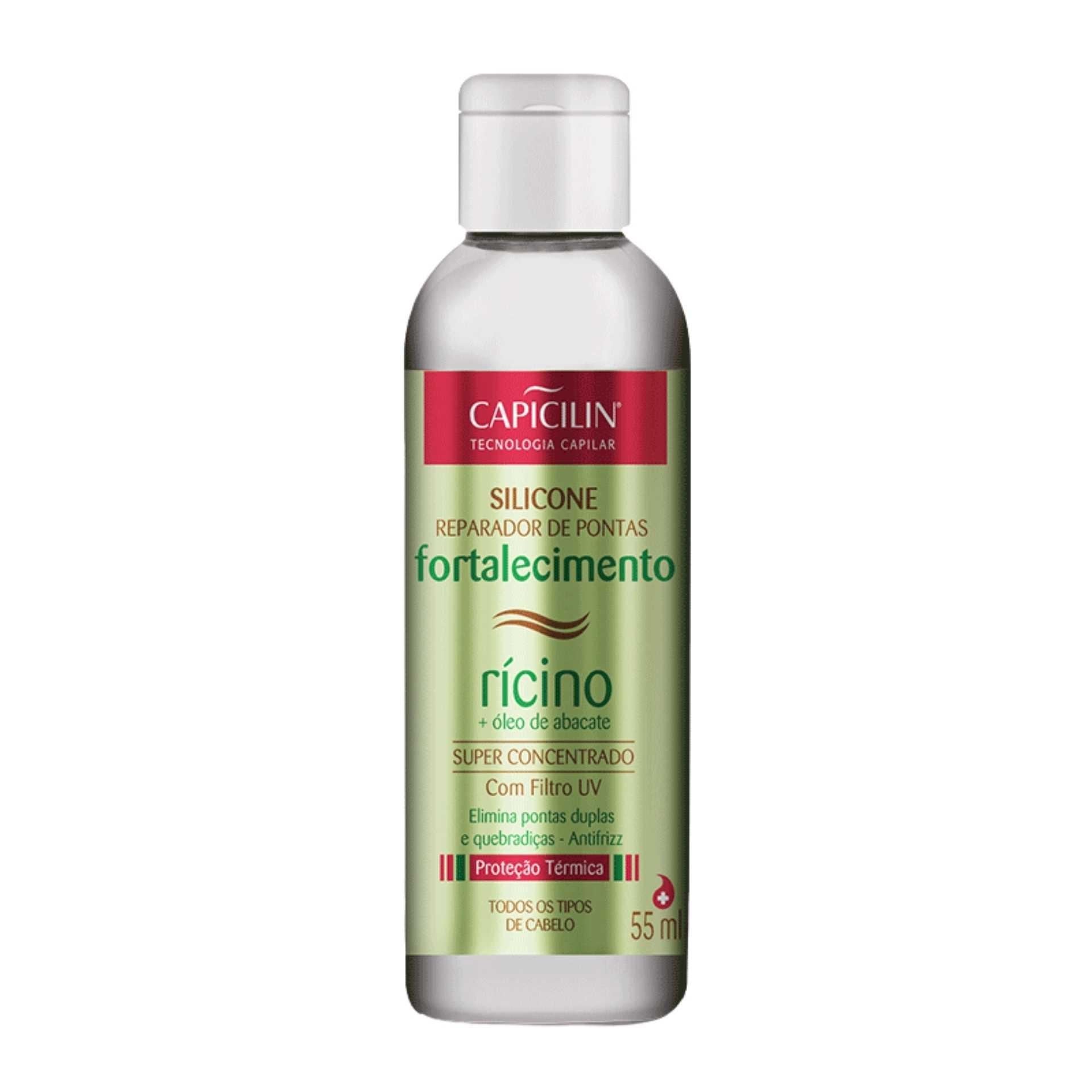 Capicilin - SILICONES REPARADORES - Rícino 55ml