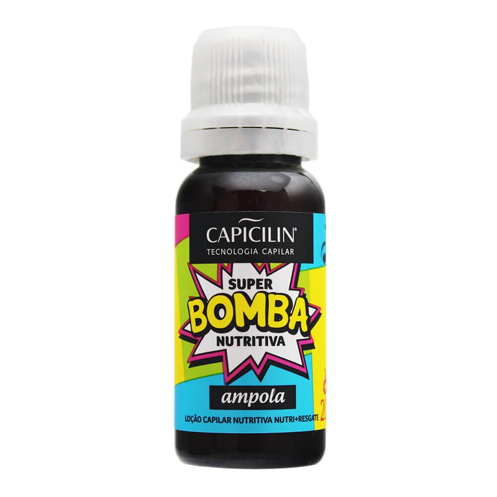 Capicilin - SUPER BOMBA - Ampola Nutritiva 20ml