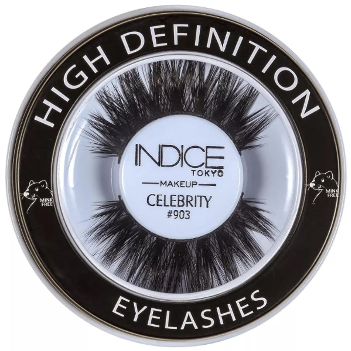 Indice - Cílios High Definition Eyelashes Celebrity