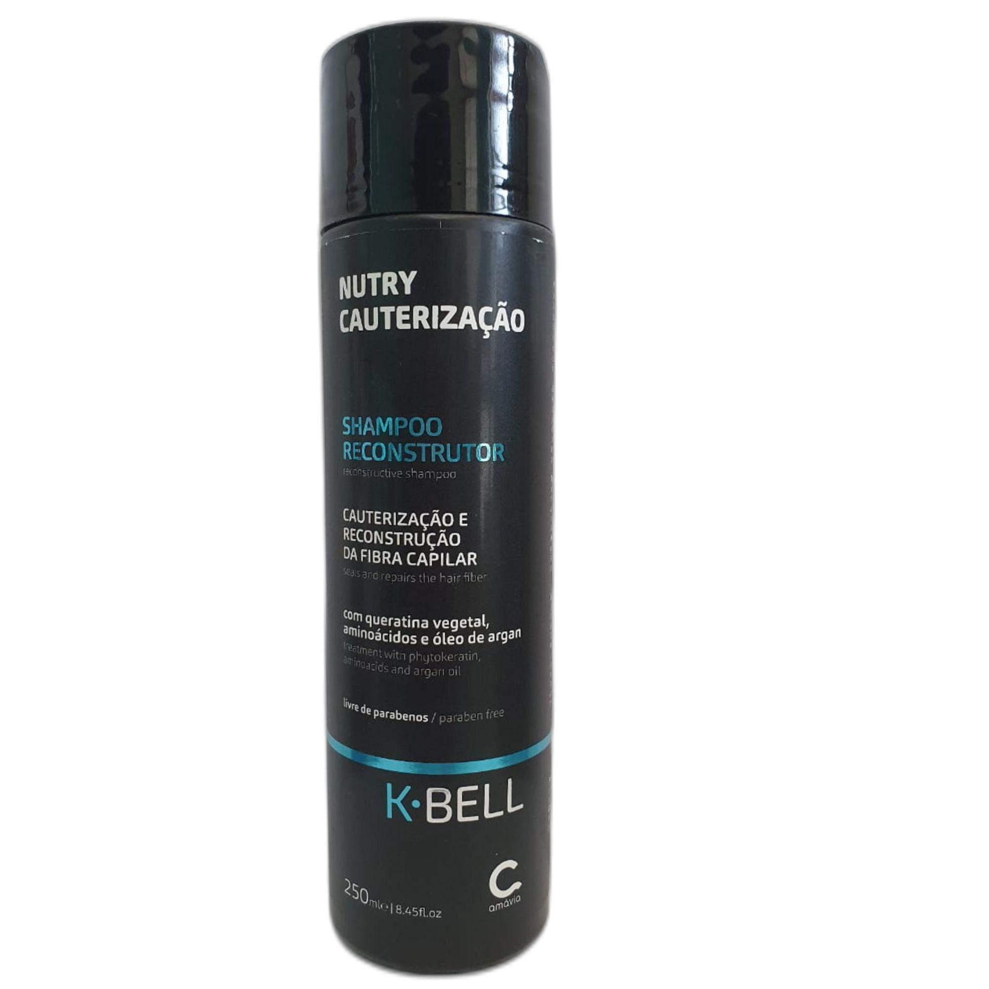 KBELL - Nutry Cauterização Shampoo 250ml