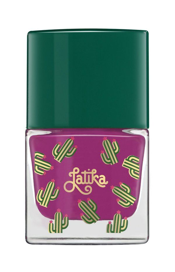 Latika - Esmalte Cactus Morado