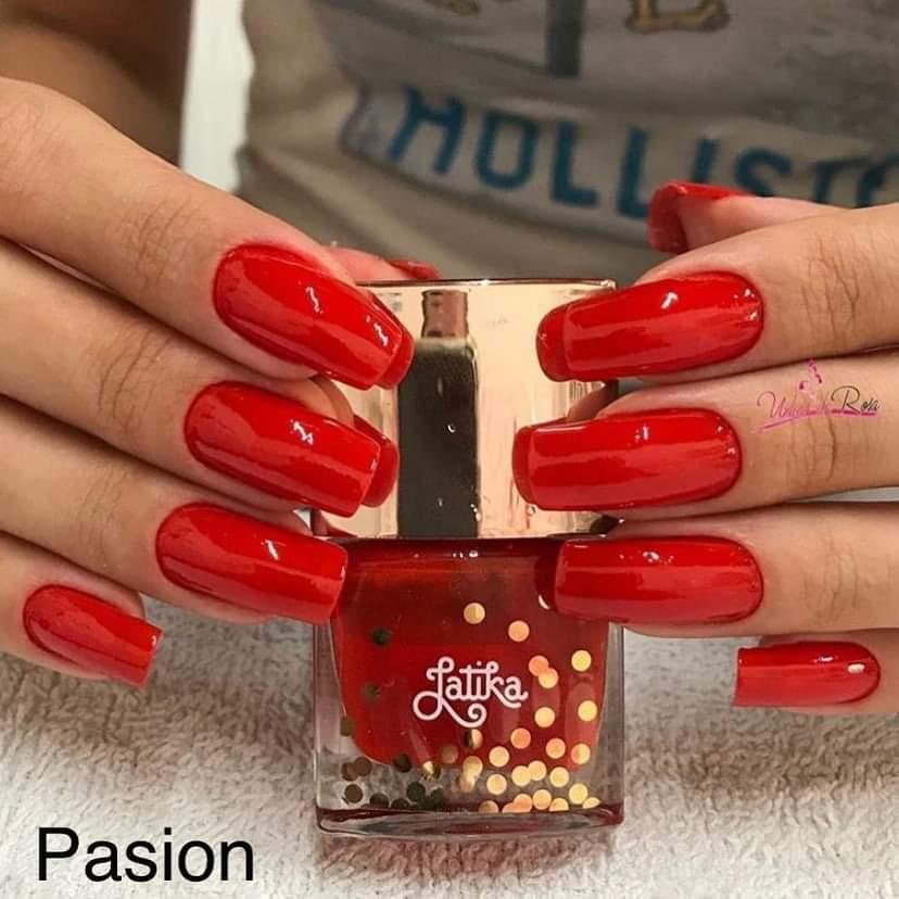 Esmalte Latika Confetti Passion