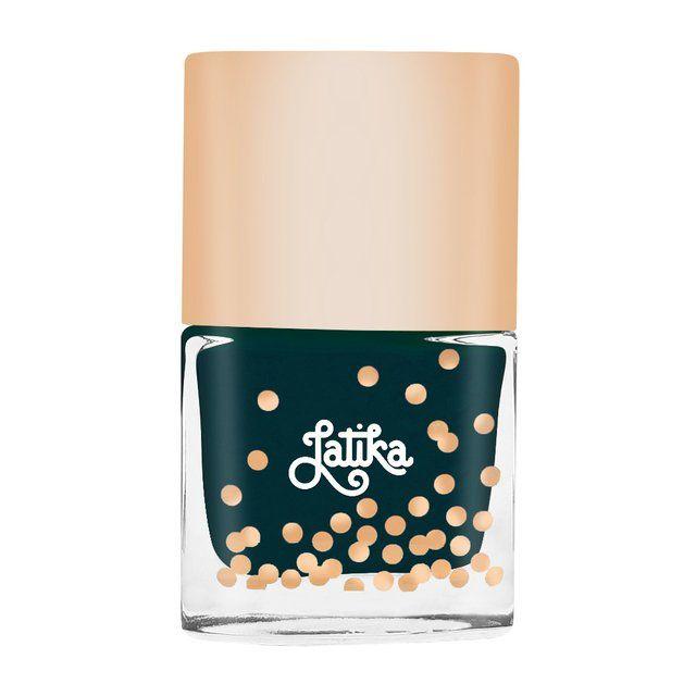 Latika - Esmalte Confetti Verde Noite