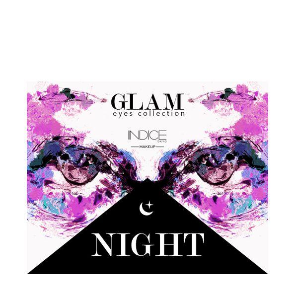 Paleta de Sombra  Glam Eyes Collection Night 02