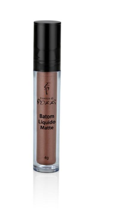 Pozzi - Batom Liquido Matte N° 24 Mertalico Ouro