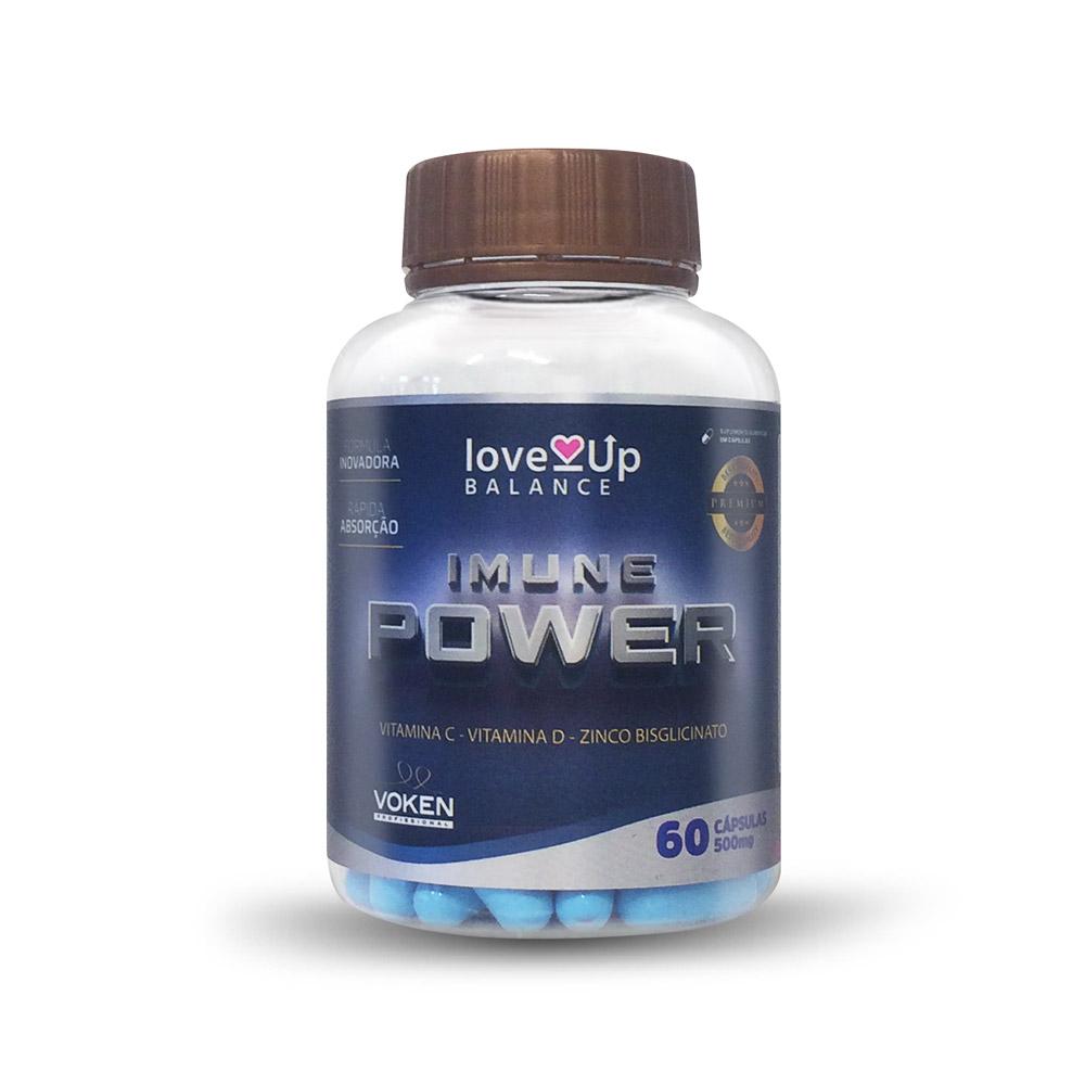 Voken - Love Up Imune Power 60 Cápsulas