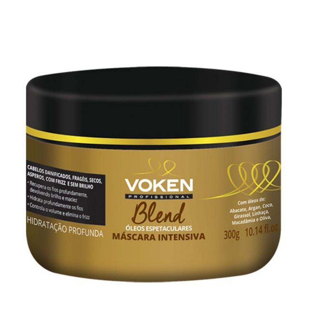 Voken - Máscara Blend óleo Espetaculares 300G