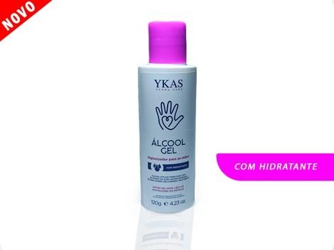 Ykas - Alcool Gel Hidratante 120g