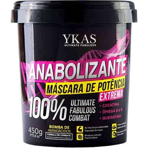Ykas - Anabolizante Máscara 450g