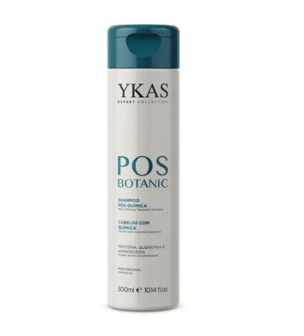 Ykas - Botânico Shampoo Pós Progressiva 300ml