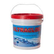 Cloro granulado Ultraclor dicloro 60% BD 10Kg