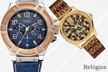 Venha conferir nossa variedade de relógios