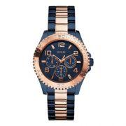 Relógio Guess Feminino Azul 92495LPGSGA1