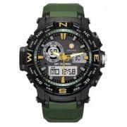 Relógio Masculino Esporte Safari Leopard