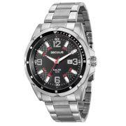 Relógio Seculus Masculino Long Life 20575G0SVNA1