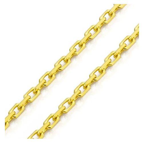 Corrente Masculina Cartier em Ouro 18K Amarelo com 60cm
