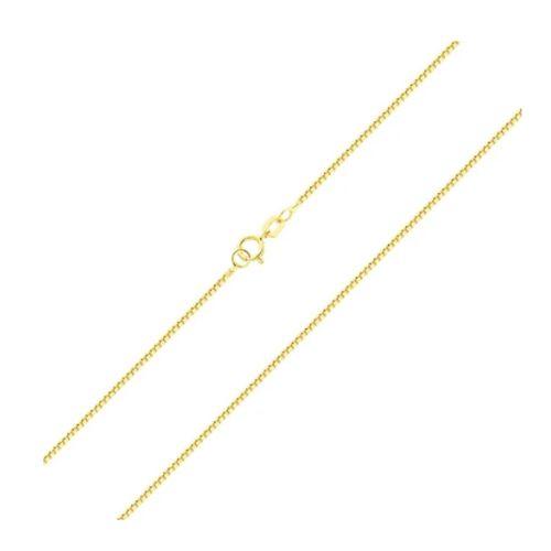 Corrente Veneziana com 50cm em Ouro Amarelo 18K