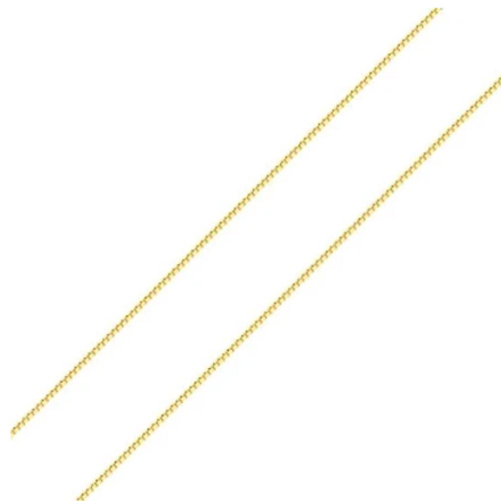 Corrente Veneziana em Ouro 18k Amarelo com 45cm