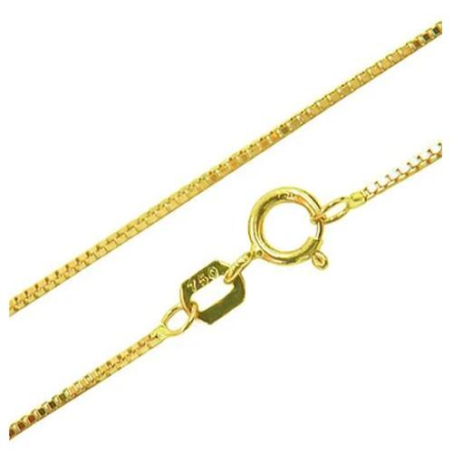 Corrente Veneziana em Ouro 18k Amarelo com 60cm