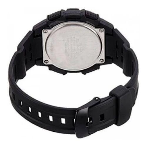 Relógio Casio Masculino Digital Preto  AEQ-110W-1A2VDF