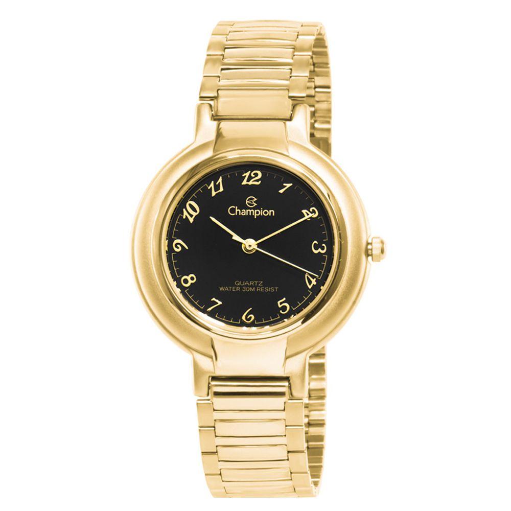 Relógio Champion Feminino Dourado CH21109K