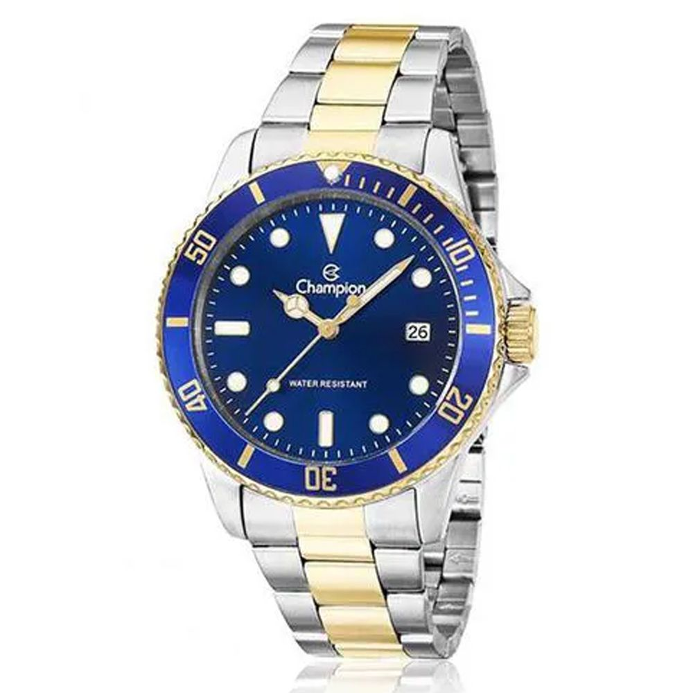 Relógio Champion Masculino Bicolor CA31266A