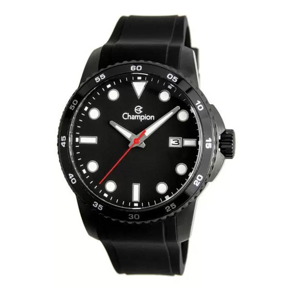Relógio Champion Masculino com Pulseira de Silicone CA31686P
