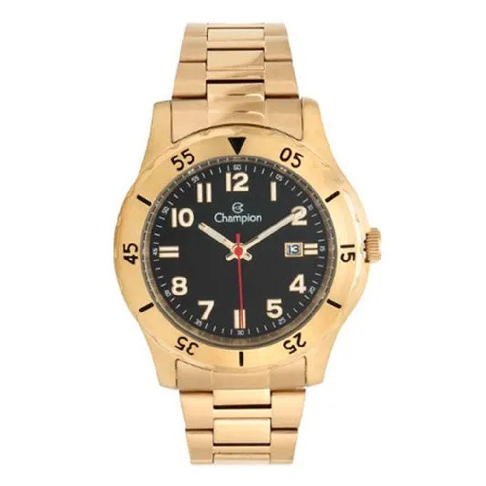 Relógio Champion Masculino Dourado CA31524U