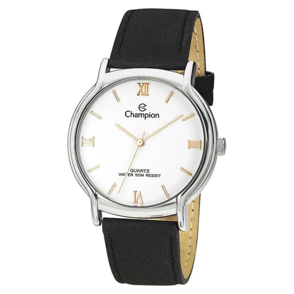 Relógio Champion Pulseira de Couro CH22206I