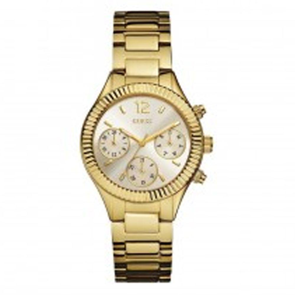 Relógio Guess Feminino Dourado 92519LPGSDA1