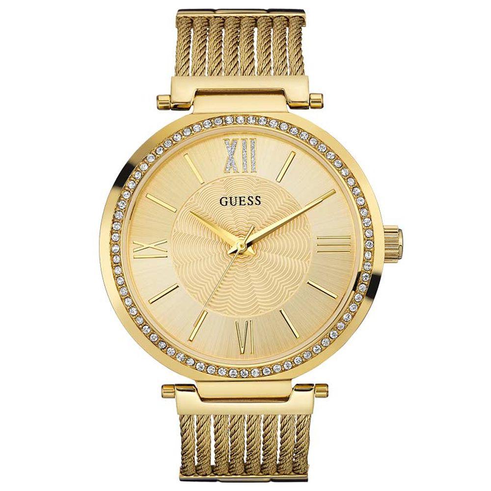 Relógio  GUESS Feminino Dourado 92580LPGDDA2