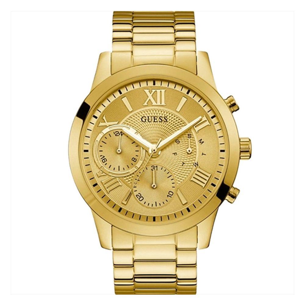 Relógio Guess Feminino Dourado - 92686LPGDDA2
