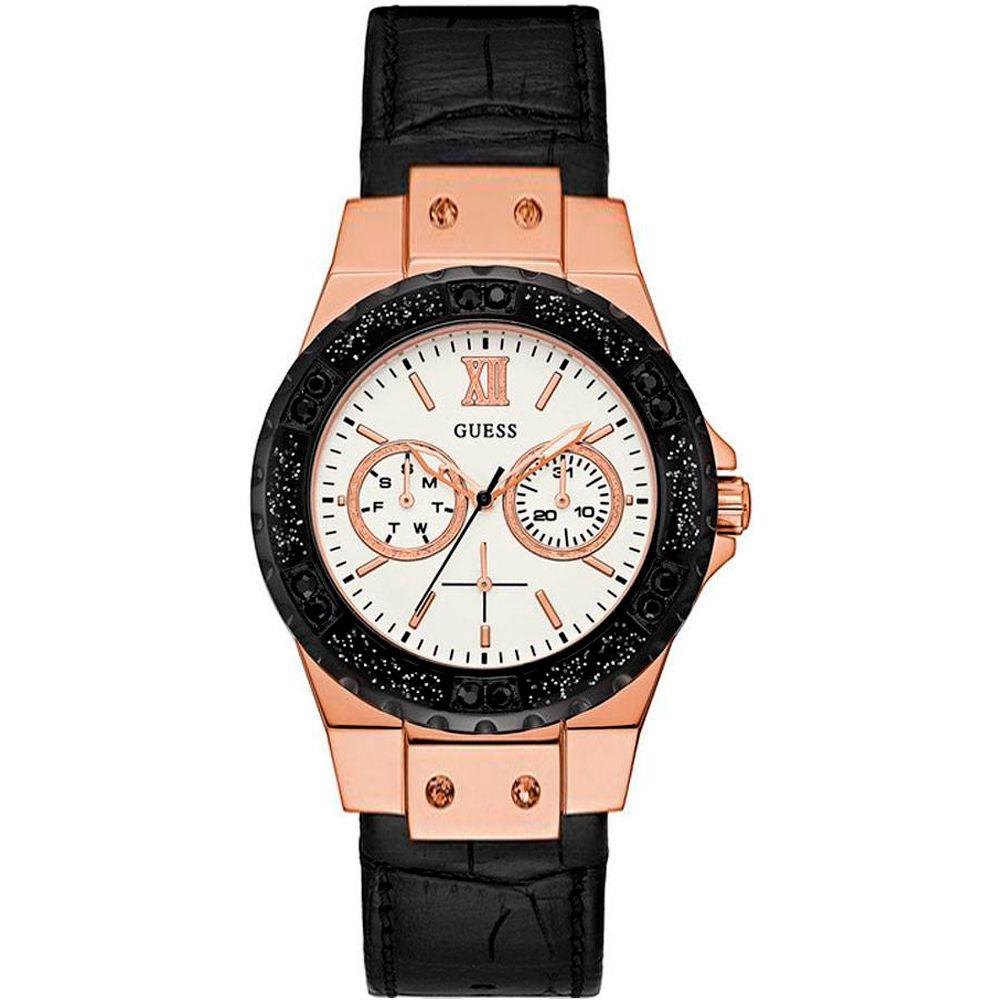 Relógio Guess Feminino Pulseira de Couro 92601LPGSRC8