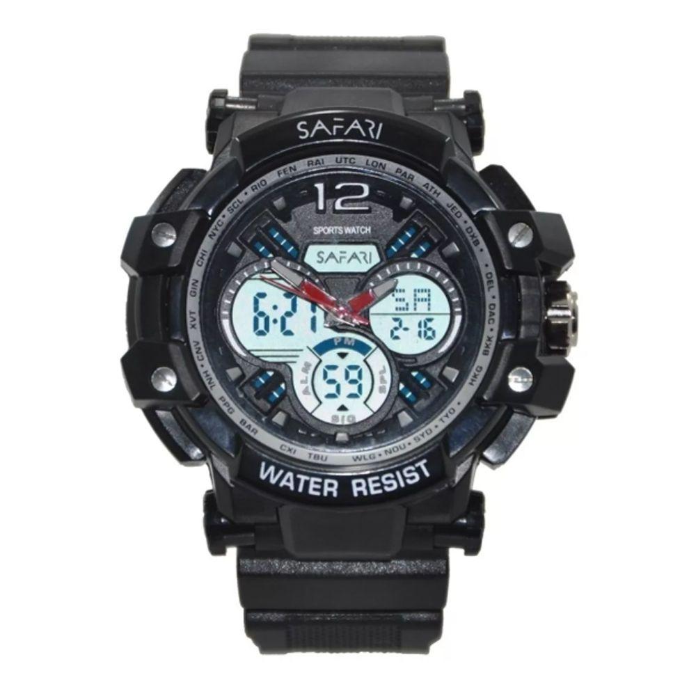Relógio Masculino Esporte Safari Jaguar