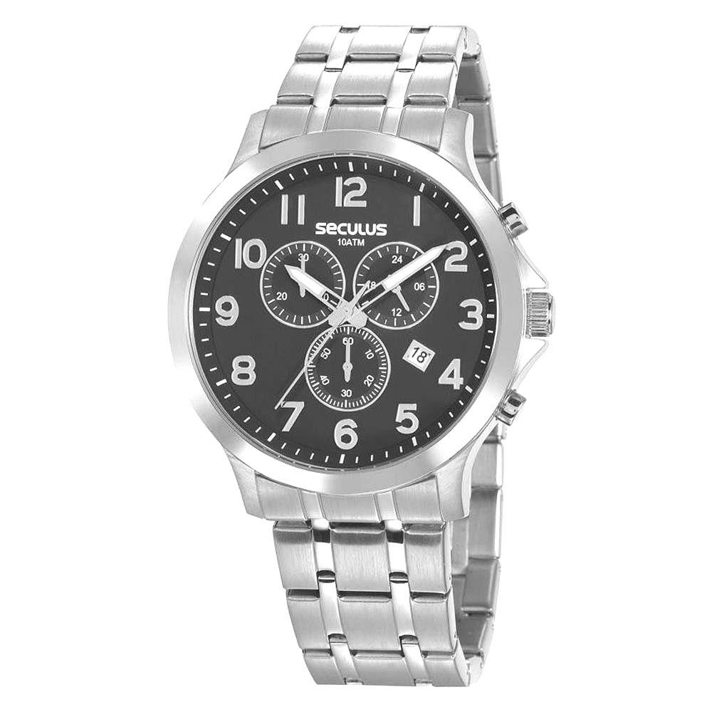 Relógio Seculus Masculino 48088G0SVNA1
